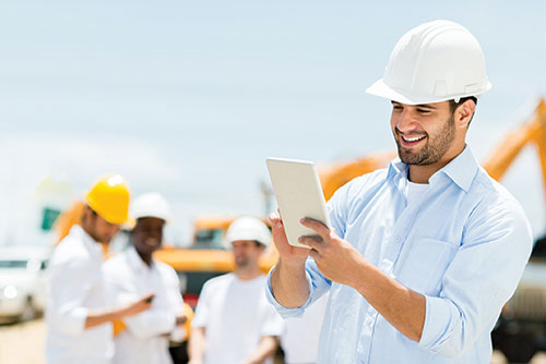 Top 10 apps for construction workers