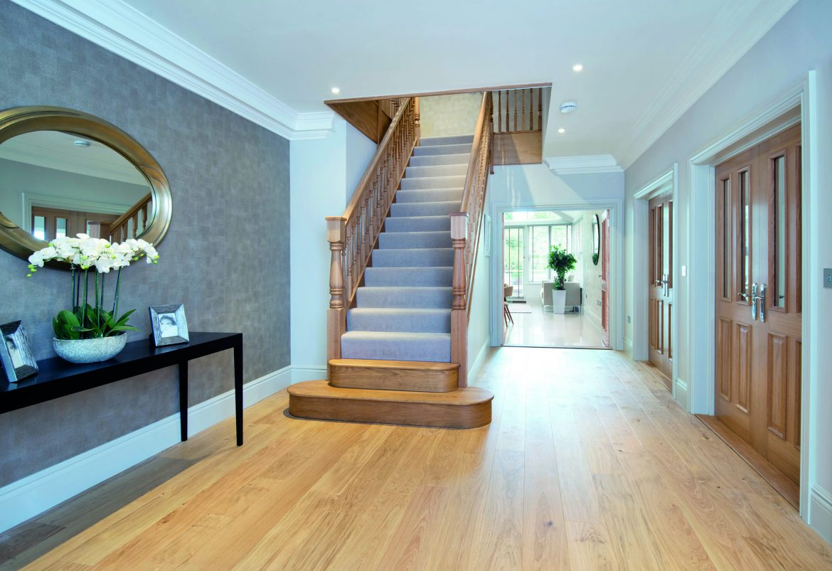 Interiors Of Augustus House Dormans Park By Millwood