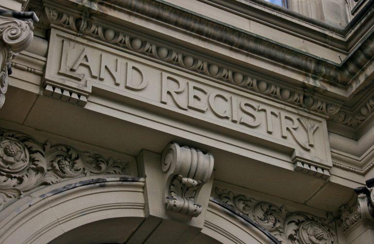 HM Land Registry embarks on digital transformation
