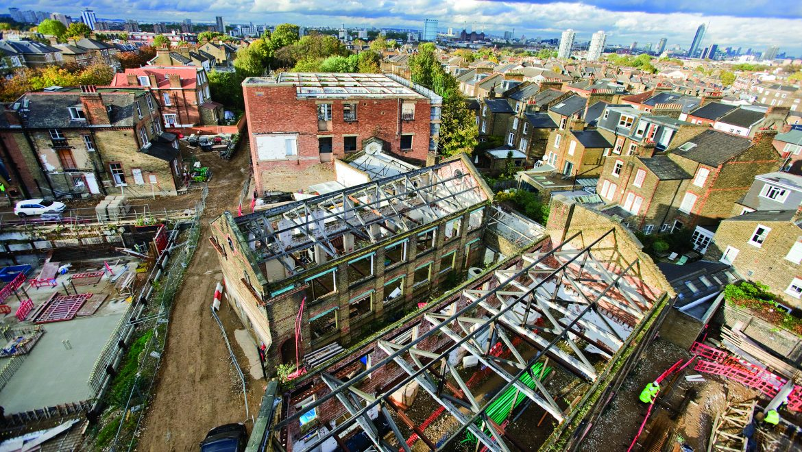 Inland Homes reports record housebuilding rates