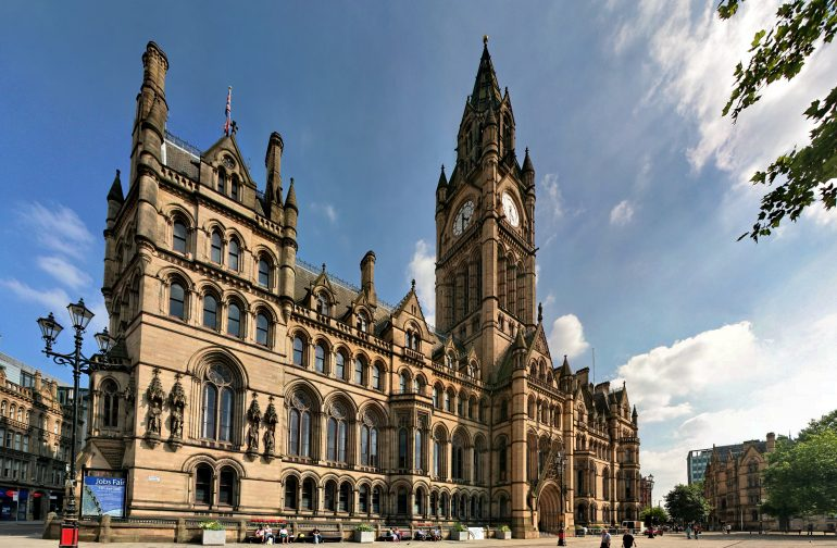 10 reasons developers love Manchester