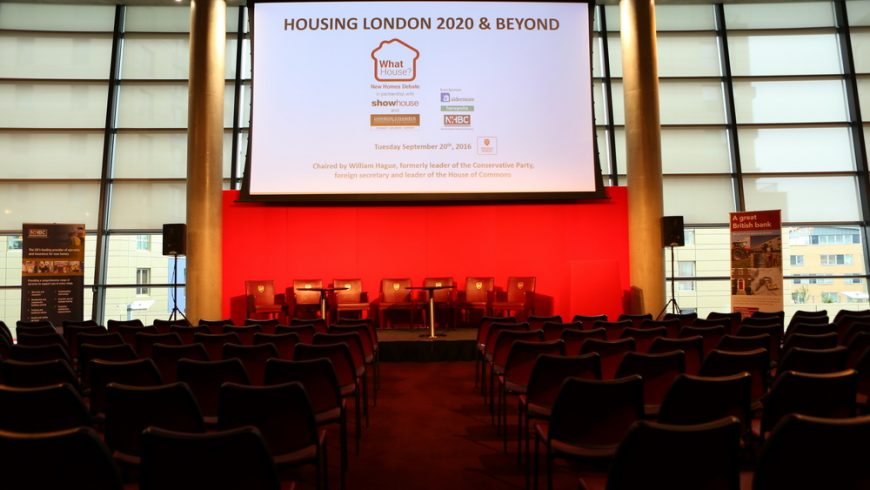 VIDEO: WhatHouse? New Homes Debate 2016