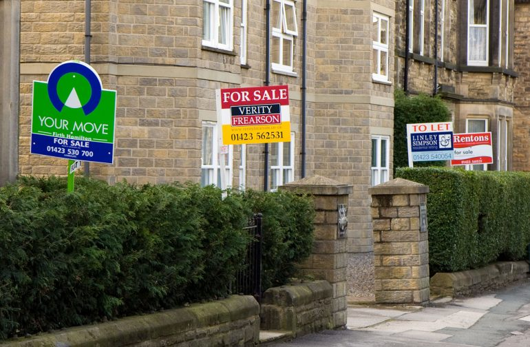 Brokers predict house price increase of 5% by 2020