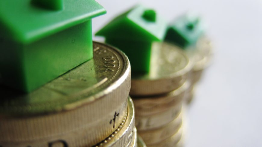 New build house prices rise 5.7%