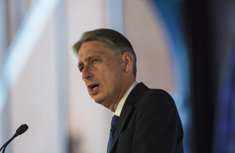 Phillip Hammond promises to back SME housebuilders in budget