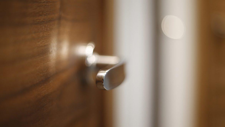 Beyond the door: doors as a centrepiece