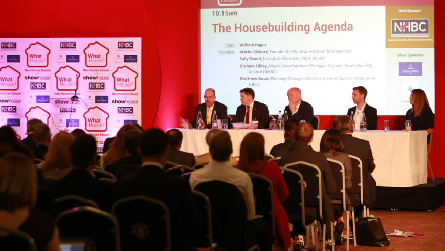 New Homes Debate: it's great up North!