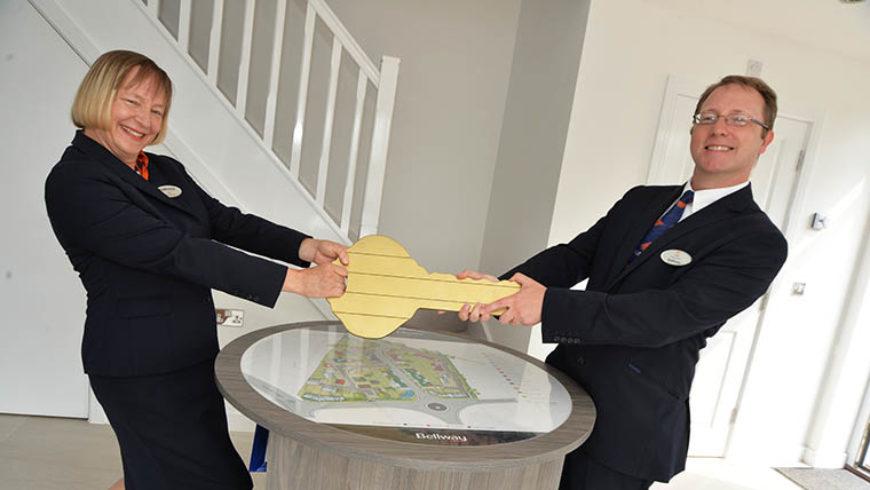 Showdown for Bellway sales couple