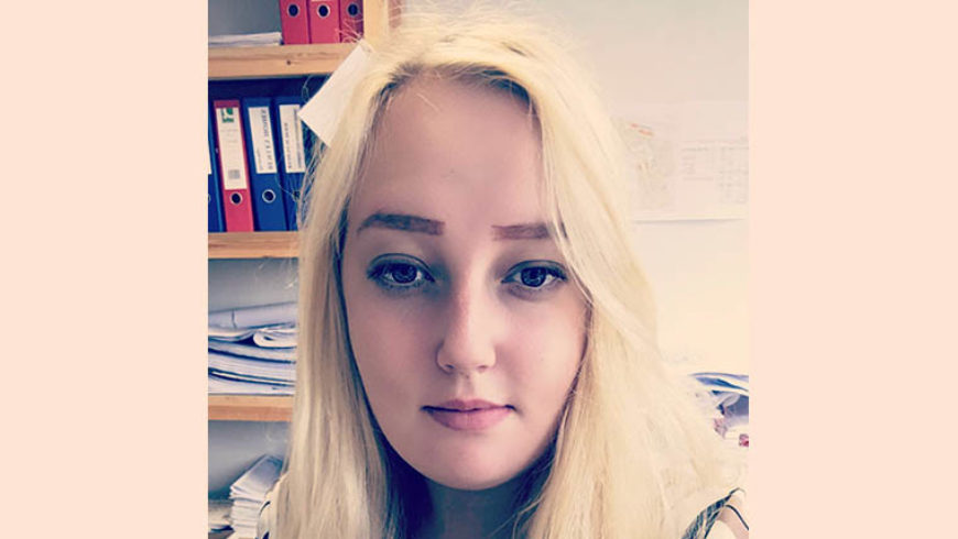 A year in the life of Bewley Homes apprentice, Olivia Canniffe