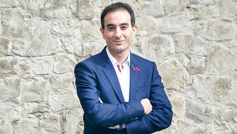 Career view: Darius Ziatabari, entrepreneur at Equinox Living
