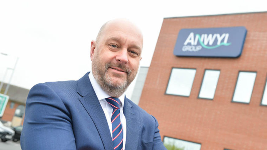 Career view: John Grime, managing director of Anwyl Homes Lancashire