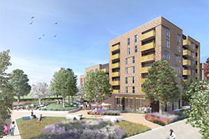 Network Homes' Rectory Park development