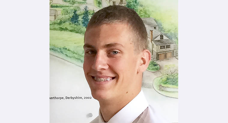 Young new addition to Fairgrove Homes management team