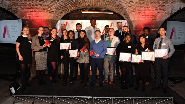 Berkeley unveils 2017 Apprentice Awards winners