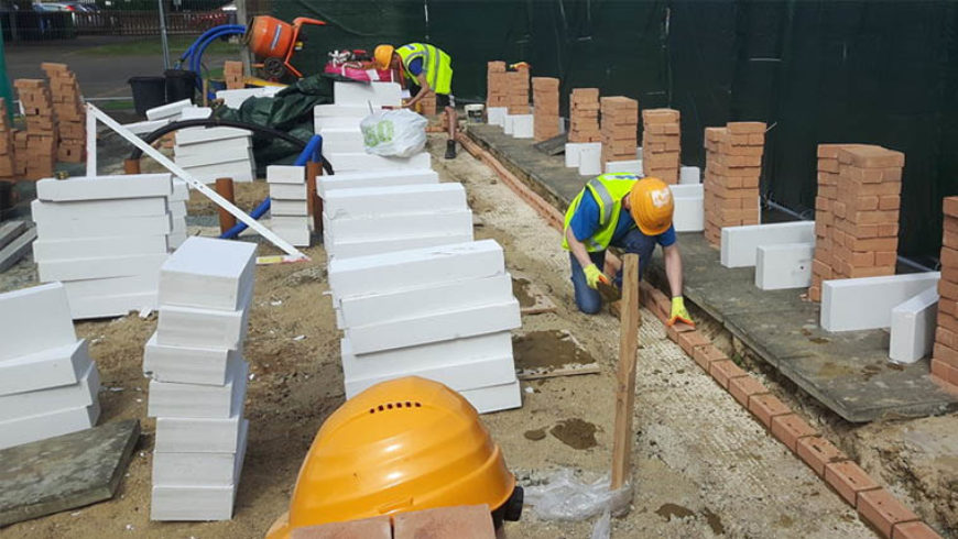 Essex Youthbuild lays great career foundation for youngsters