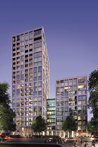 Southbank Place by Canary Wharf Group
