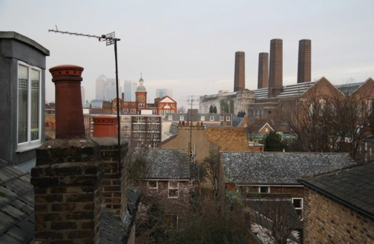 More than 40,000 new homes could be built on London's roofs