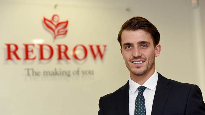 Record number of new trainees for Redrow this year