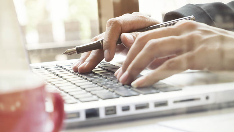 Top tips for writing your CV