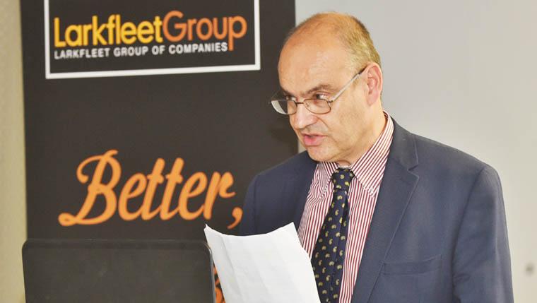 Larkfleet Homes pledges to plug construction skills gap