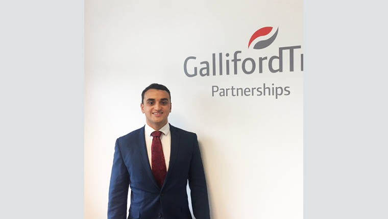 Housebuilding and me: Adrice Edgar, graduate at Galliford Try Partnerships