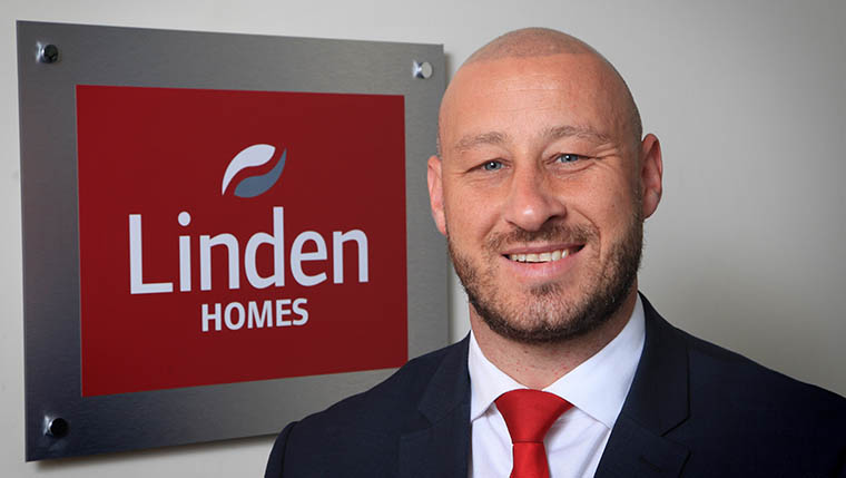 Career view: Scott Stothard, managing director of Linden Homes West Yorkshire