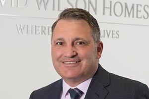 Ian Menham of David Wilson Homes
