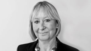 Glynis Frew of Hunters Property plc