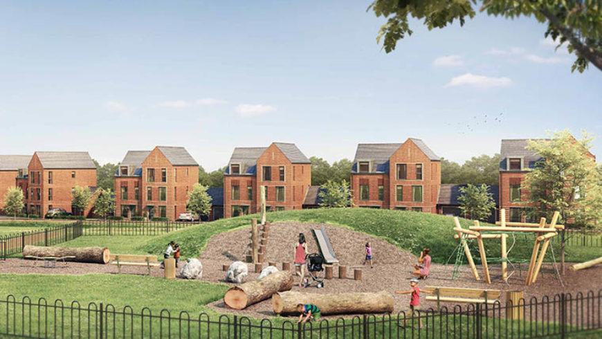 New Barratt developments in Bristol to create jobs as well as homes