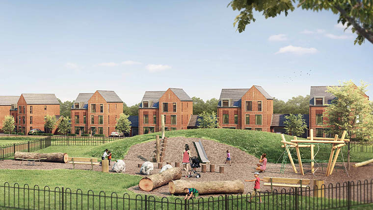 New Barratt developments in Bristol to create jobs as well as homes
