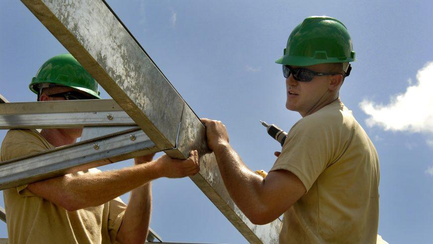 Irish construction activity quickens to six-month high