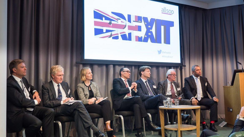 Heated panel debate narrows Brexit divide