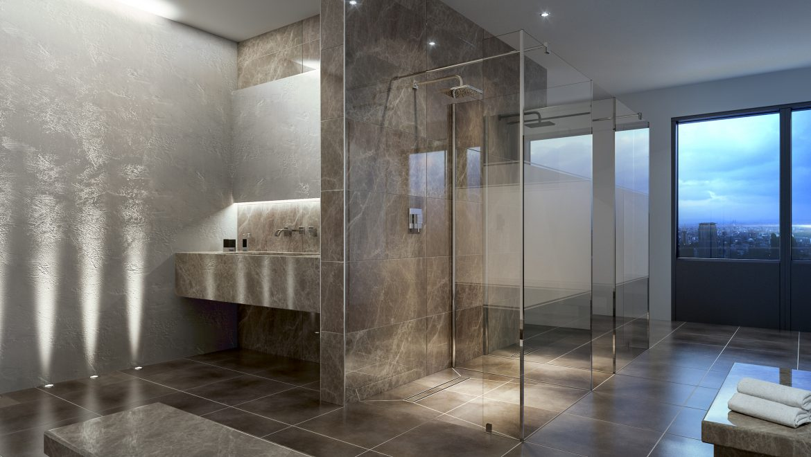 Impey first wet room company to launch BIM objects