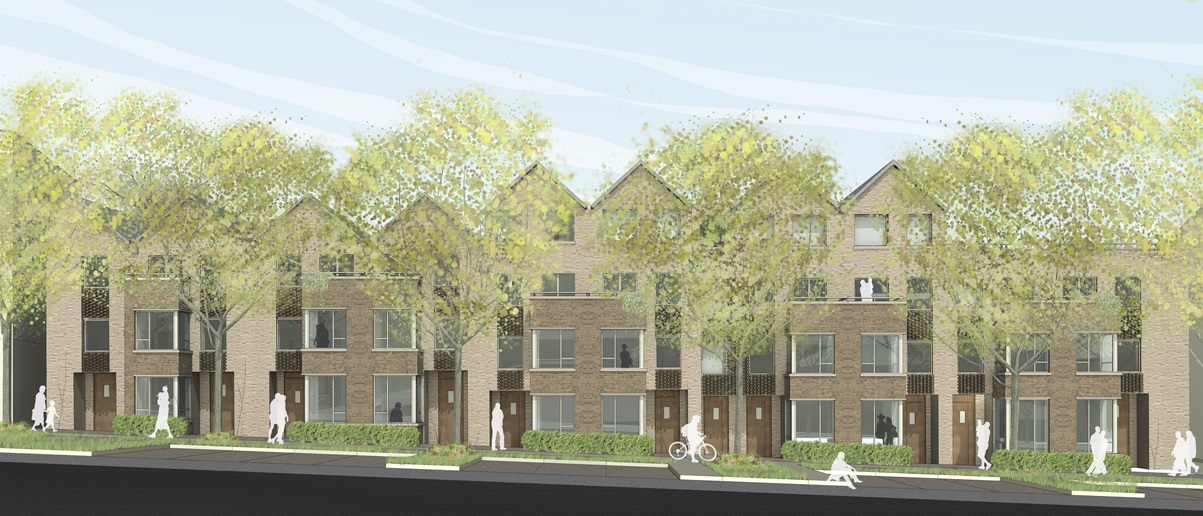 Plans submitted for 400 new homes in Southgate