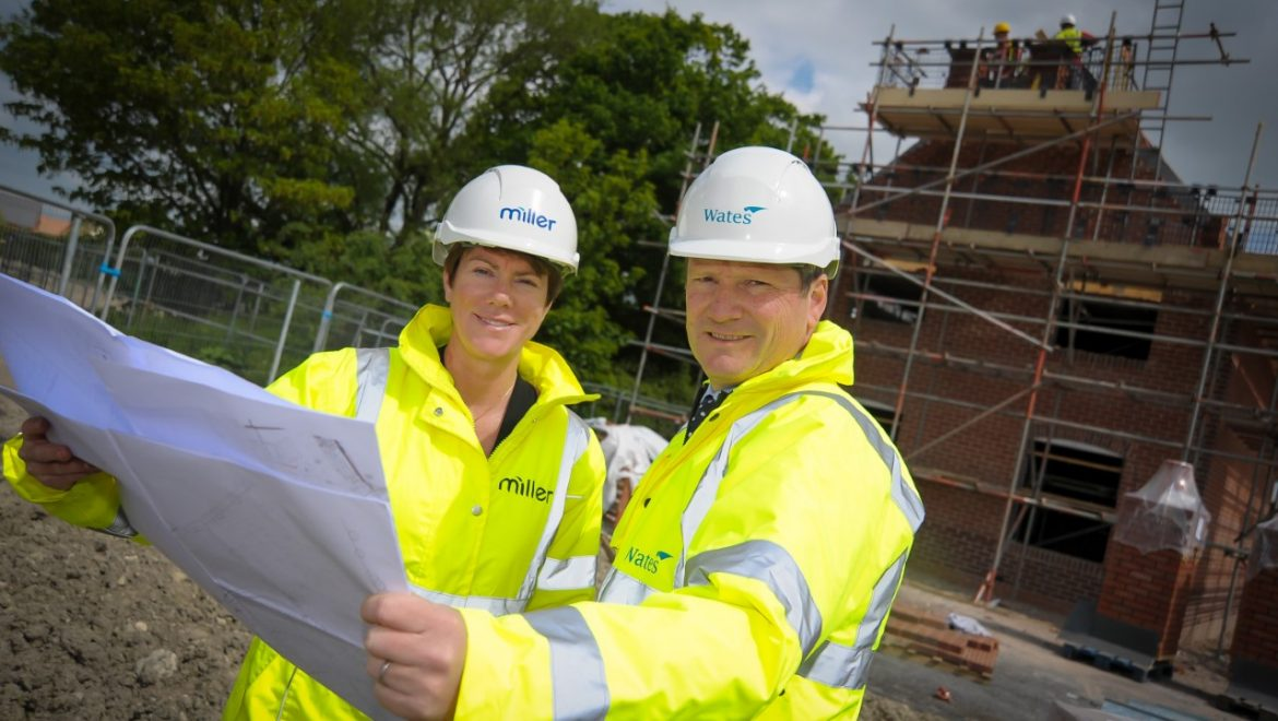 New house building joint venture launched
