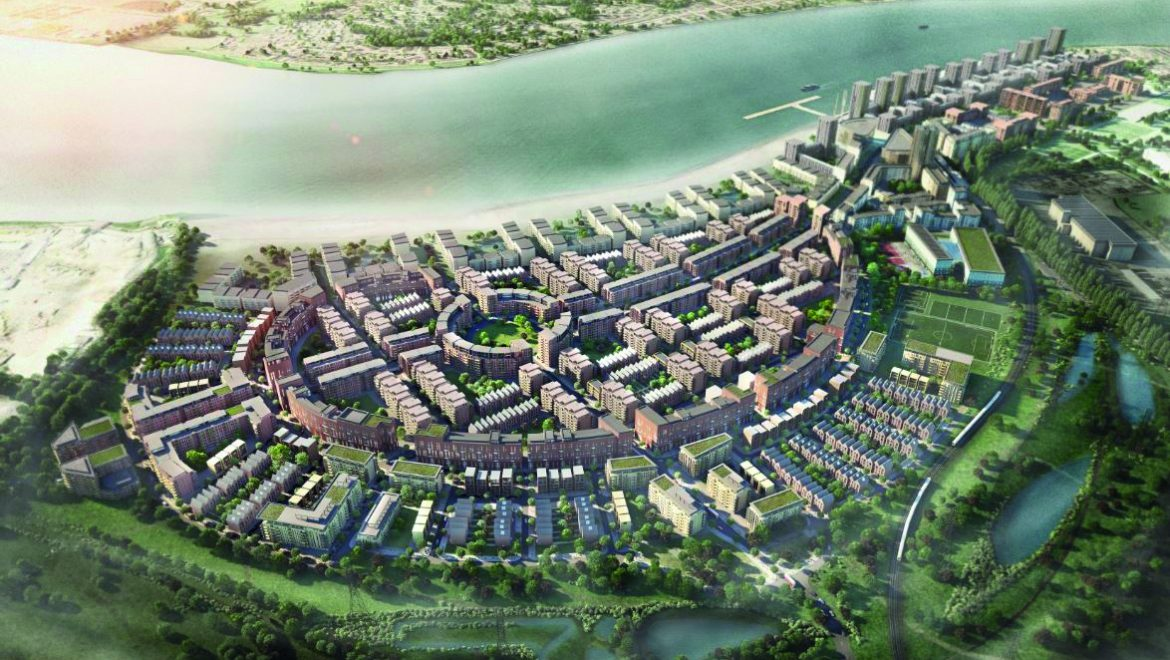 Mayor and L&Q inject £500m into Barking Riverside