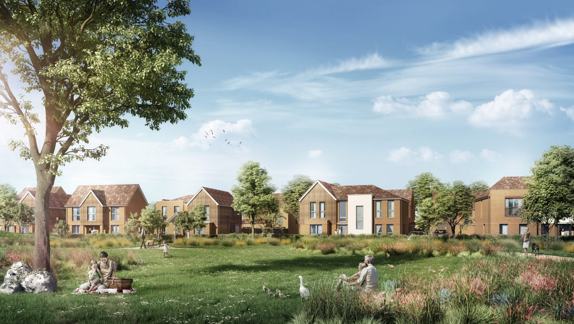 Crest Nicholson launches 2,000 units on former military site
