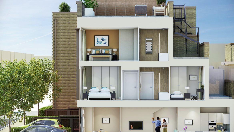 Berkeley Homes unveils customisable house
