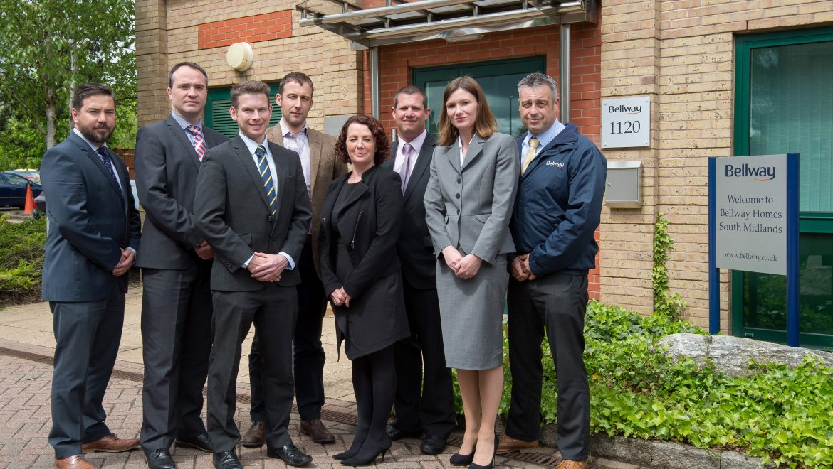 Bellway launches South Midlands division
