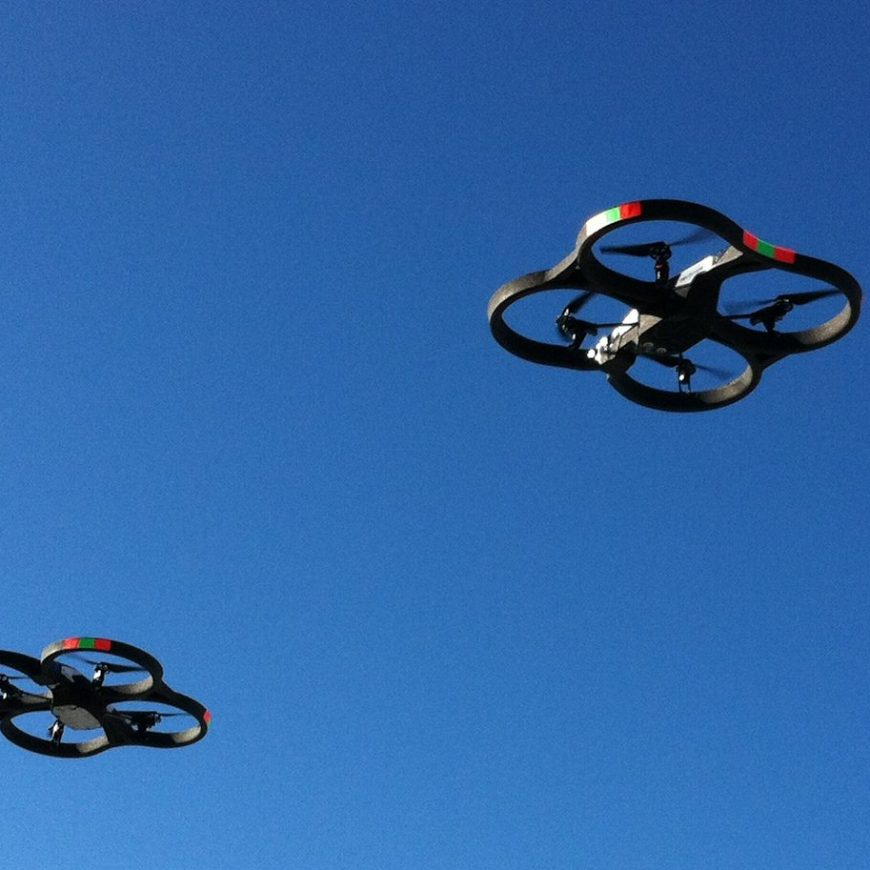 How drones will revolutionise the construction industry
