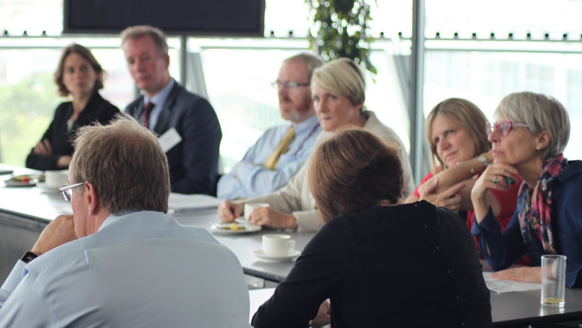 Housing associations meet with London's Mayor