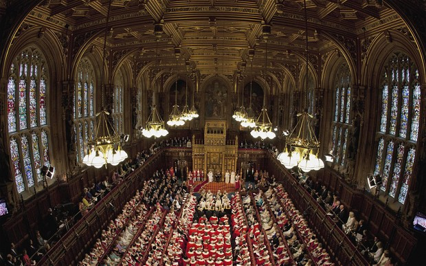 House of Lords bumps up housebuilding target by 50%
