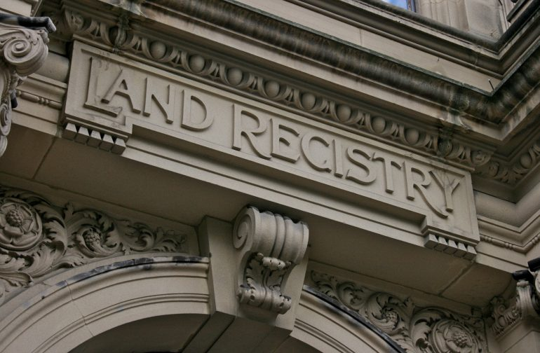 HM Land Registry embarks on digital transformation