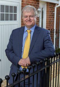 Tim Grey, sales director at Llanmoor Homes