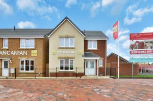 Waterloo Gardens Sales Centre and Show Homes