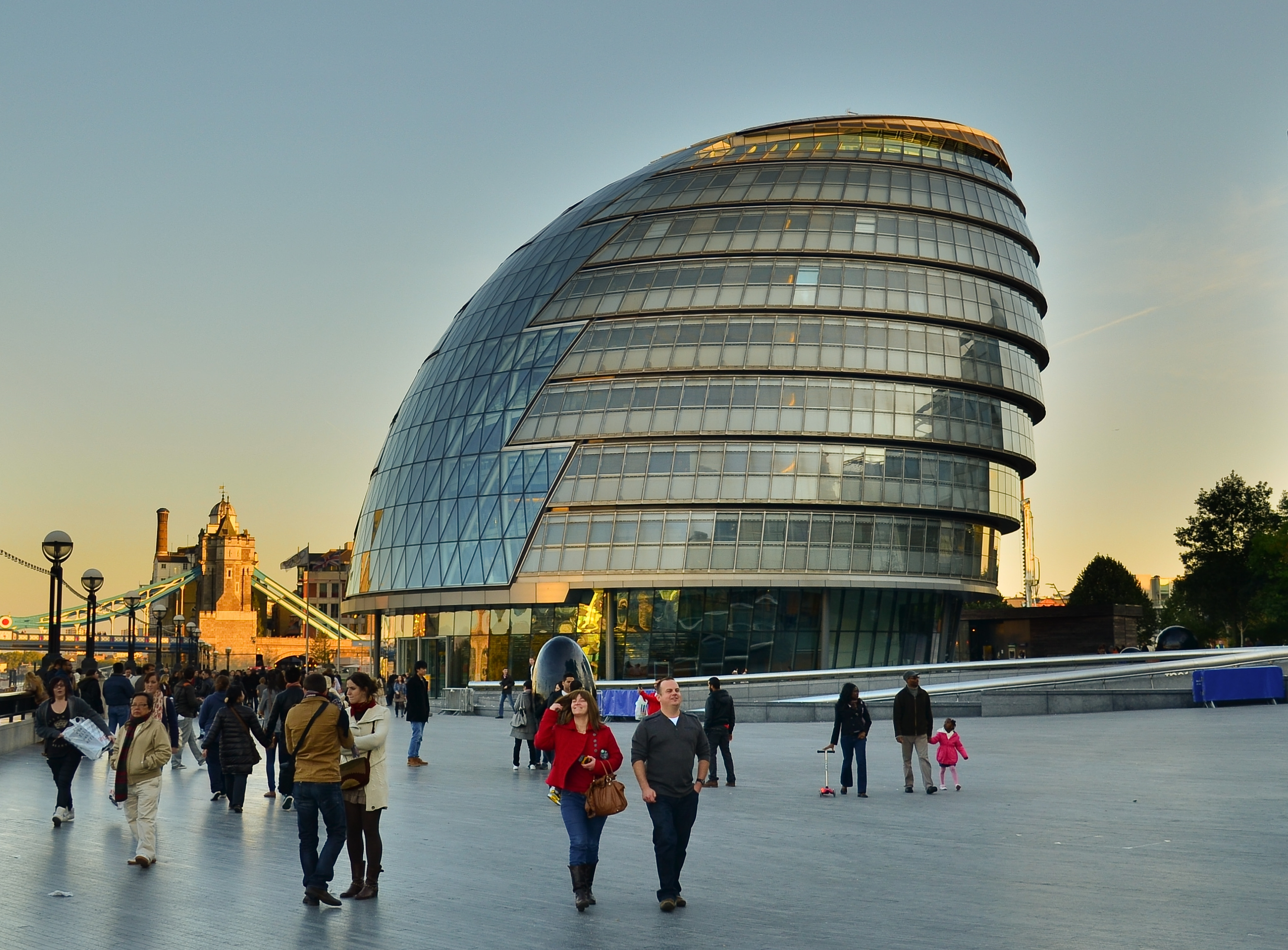 Londoners support restrictions on the construction of high-rise buildings 33
