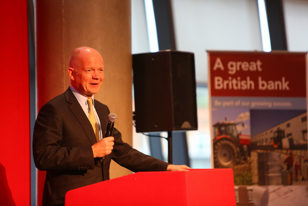 Lord Hague to lead New Homes Debate in Manchester