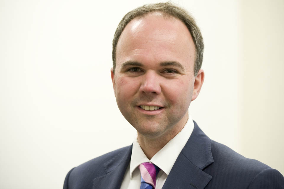 Gavin Barwell to join panel at Future Builder