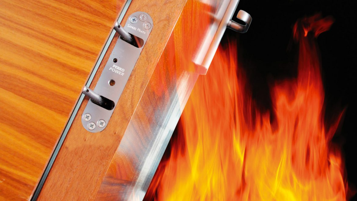 New guidelines on fire door safety published