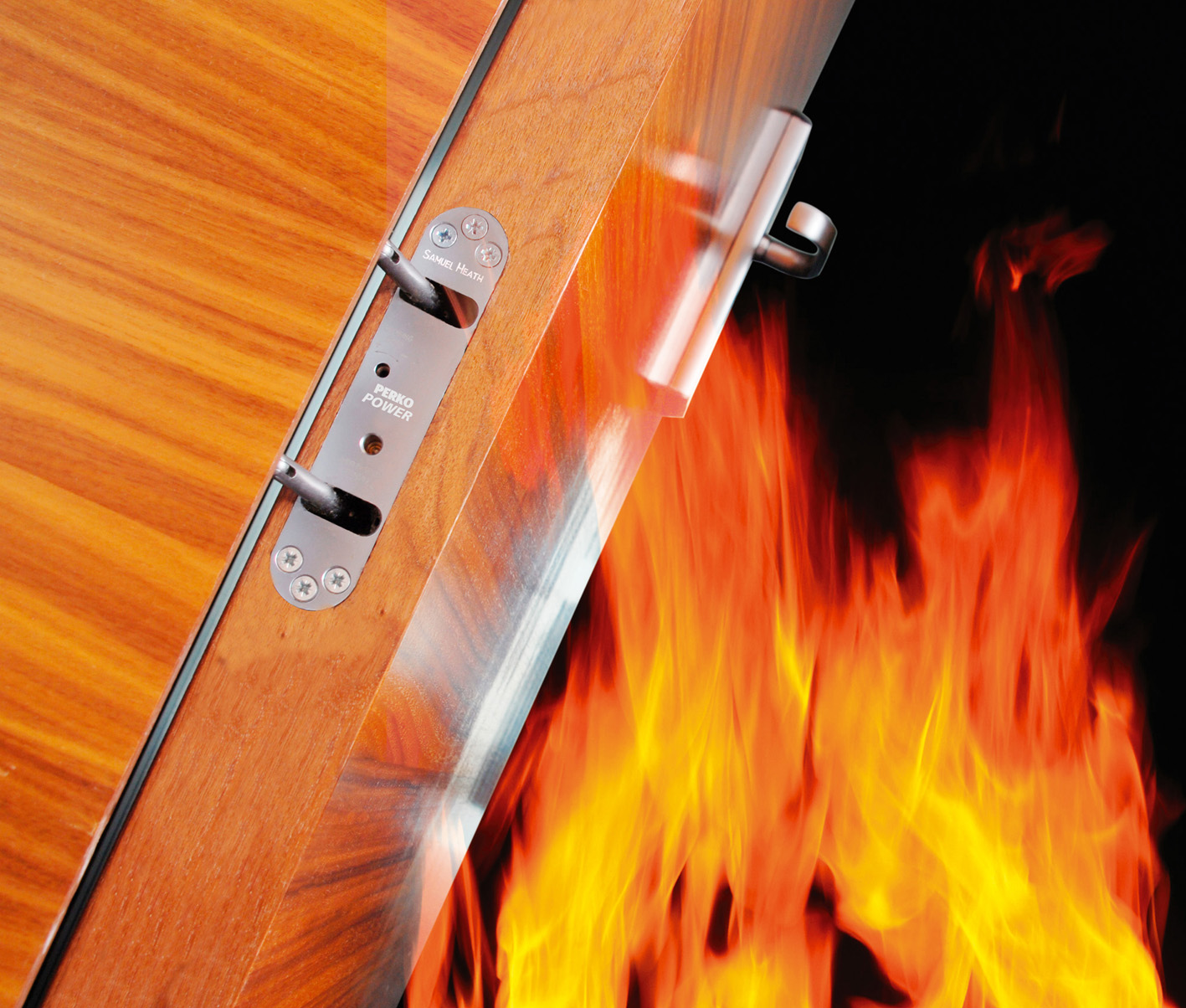 Fire Door Closers : New guidelines on fire door safety published show house